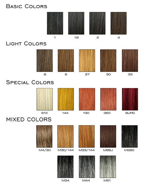 Remy Weave Hair Color Chart Traffic Club
